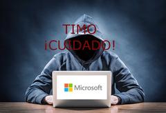 2. ESTAFA de la Falsa llamada de Microsoft